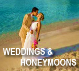 Honeymoon Getaways Advertisement